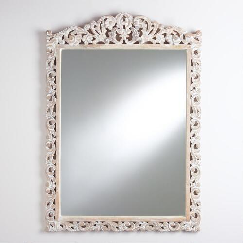 Carlin Carved Mirror