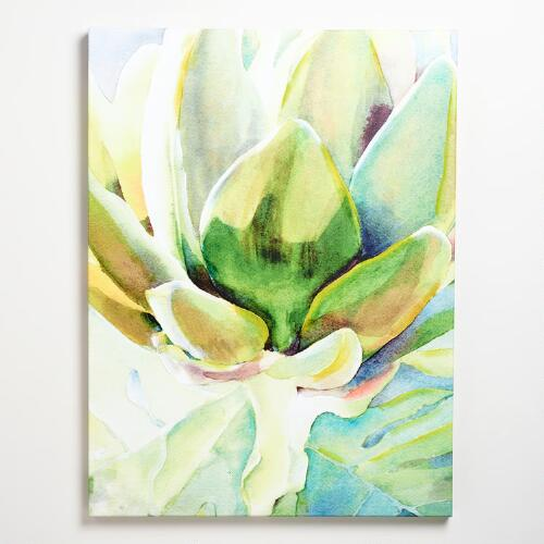 """Succulent Dream"" by Art Collective"