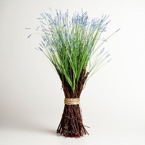 Lavender Grass Stack