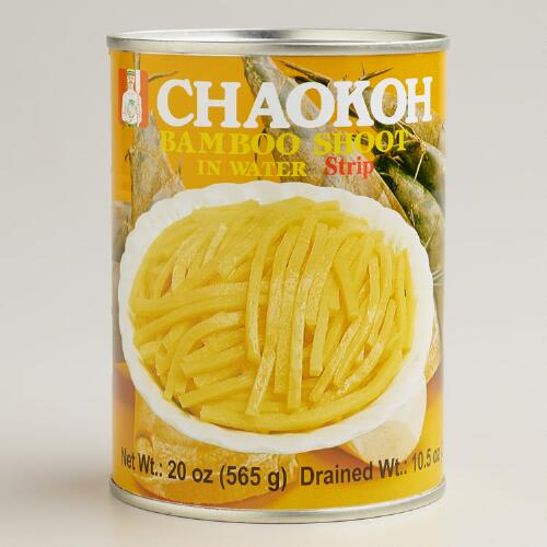 Chaokoh Sliced Bamboo Shoots