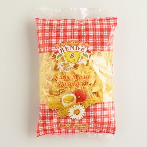 Bende Large Square Noodles