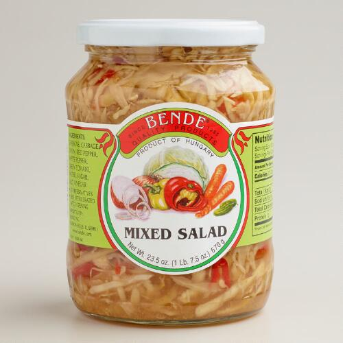 Bende Mixed Salad