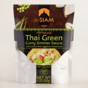 deSiam Coconut Green Curry Simmer Sauce