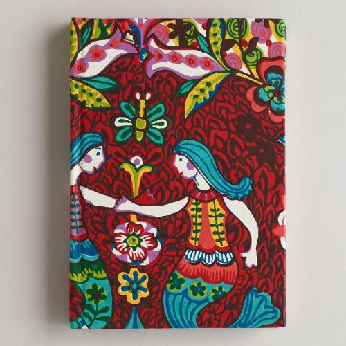 Las Sirenas Handmade Journal