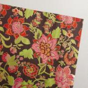 Asian Floral Kaviri Giftwrap Roll