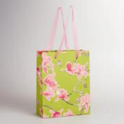 Large Soft Indian Floral Gift Bag