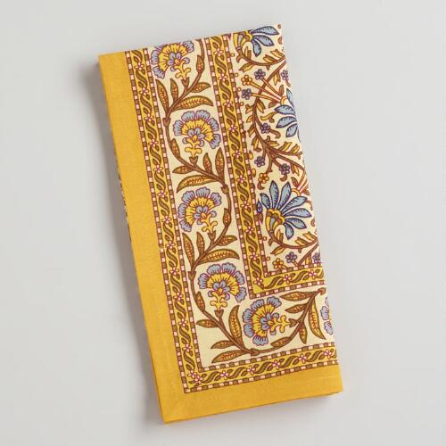 Indian Mum Napkins, Set of 4