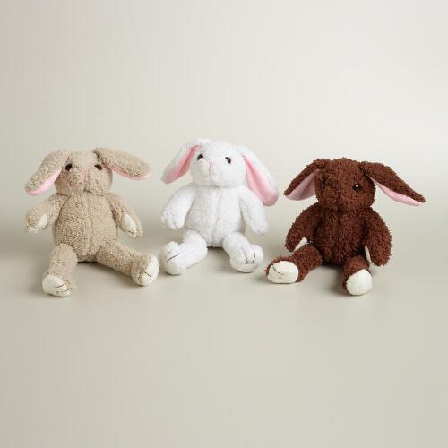 Small Easter Bunnies, Set of 3