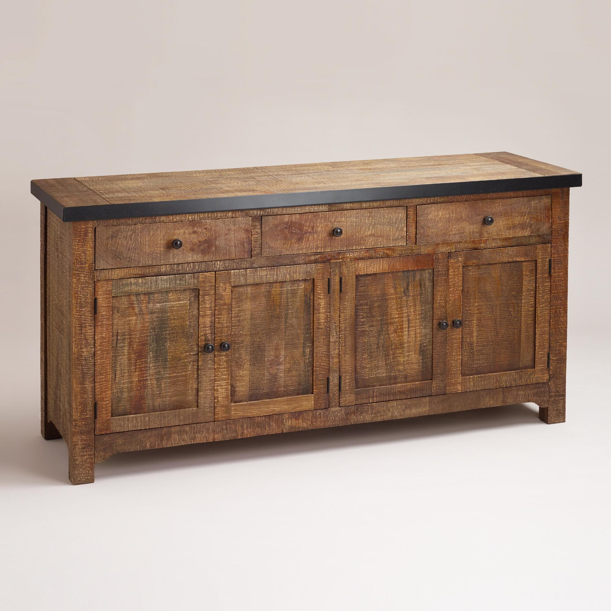 Clayton Rustic Sideboard World Market
