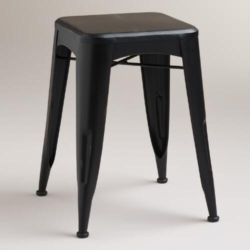 Smoke Arlo Stool