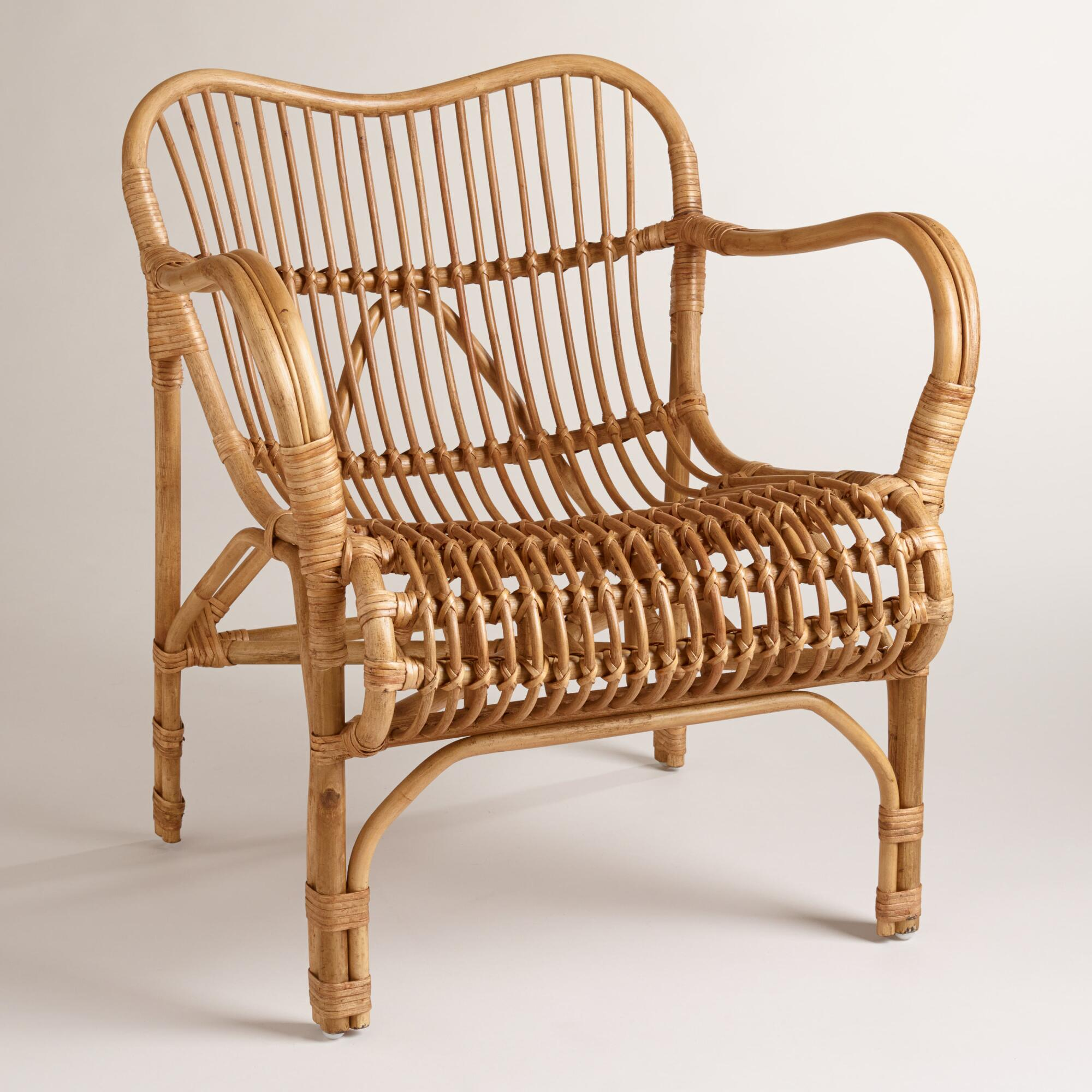 Fun find rattan chairs for What is wicker furniture