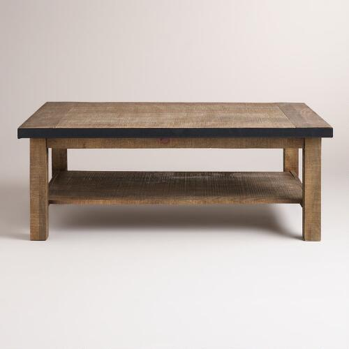 Coffee Table Coffee Table World Market Round Hairpin: Clayton Coffee Table