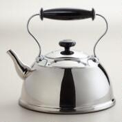 Stainless Steel British Tea Kettle