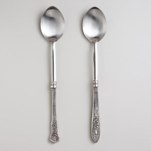 Vintage-Style Spoon, Set of 2