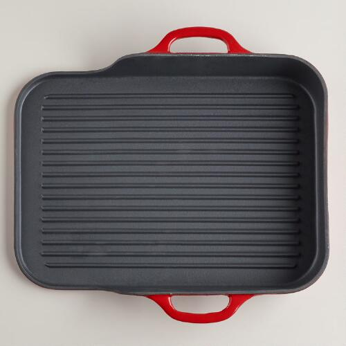 Cast Iron La Plancha Griddle