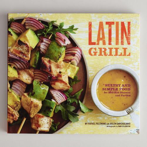 """Latin Grill"" Cookbook"