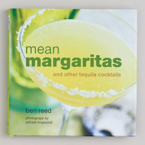 """Mean Margaritas"" Book"