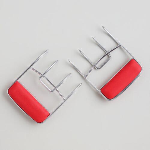 Stainless Steel Meat Claws, Set of 2