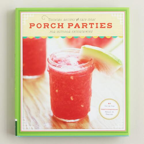 """Porch Parties"" Book"