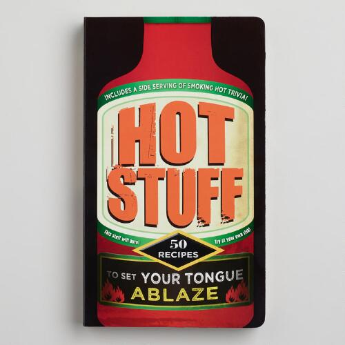 """Hot Stuff"" Cookbook"