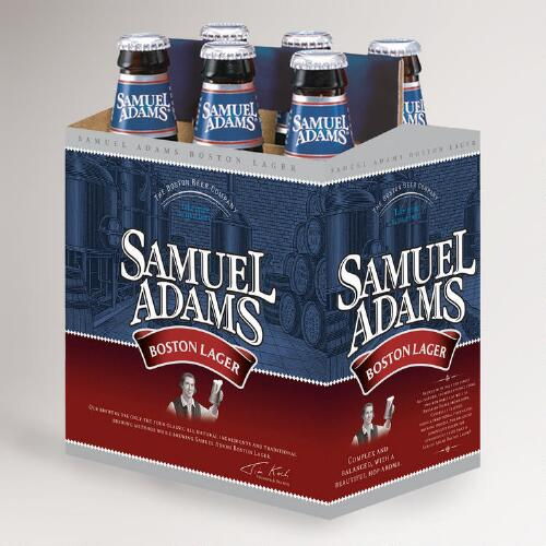 Sam Adams Boston Lager 6-Pack