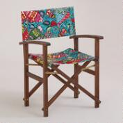 Del Mar Bali Club Chair Canvas