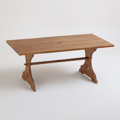 Jigsaw Outdoor Dining Table