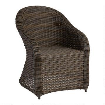 Capistrano All Weather Wicker Armchair