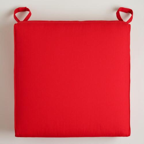 Formula One Red Occasional Chair Slipcover