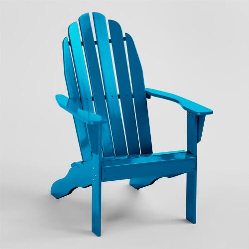 Turkish Tile Classic Adirondack Chair