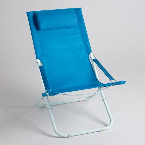 Turkish Tile Beach Chair