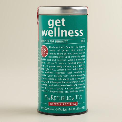 The Republic of Tea Get Wellness Tea