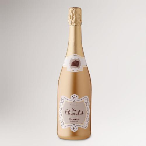 Au Chocolate Sparkling Wine