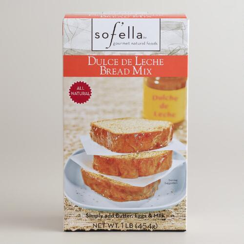 Dulce De Leche Bread Mix