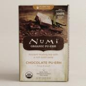 Numi Chocolate Pu-Erh Tea, 16-Count