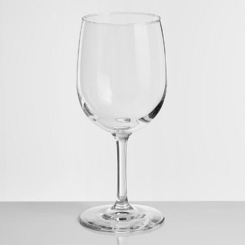 Madison White Wine Glasses, Set of 6
