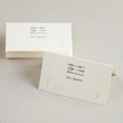 Utensils Place Cards, 12-Count