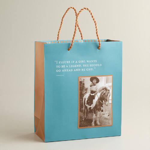 "Shannon Martin ""Be a Legend"" Gift Bag"