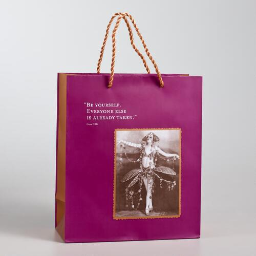 "Shannon Martin ""Be Yourself"" Gift Bag"