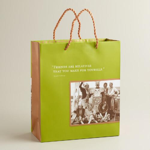 "Shannon Martin ""Friends and Relatives"" Gift Bag"