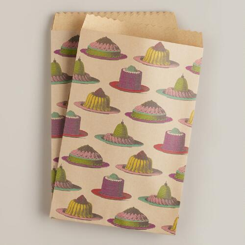 Puddings Birthday Goodie Bags, 20-Count