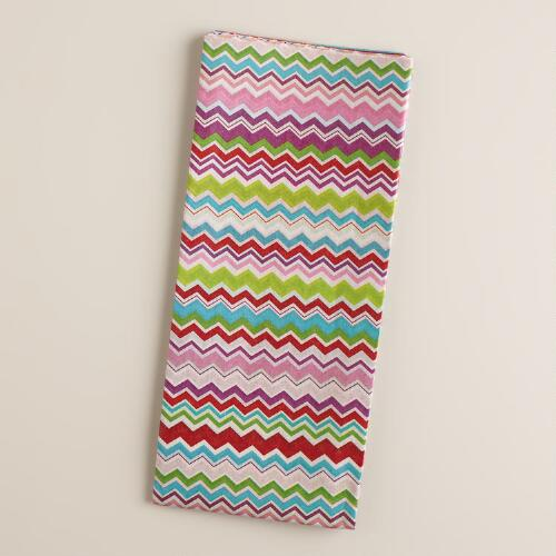 Zigzag Birthday Tissue Paper