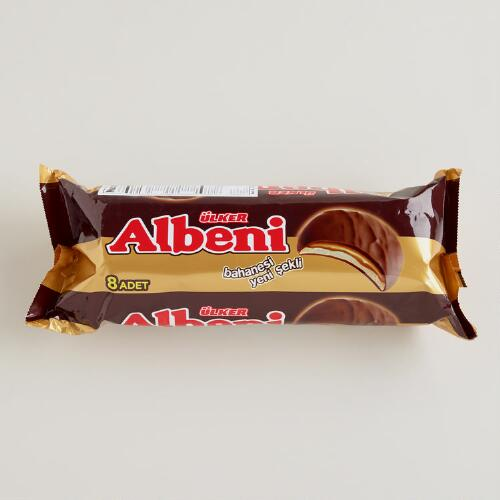Ülker Albeni Chocolate Biscuit