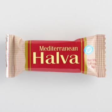 Mediterranean Halva Bar with Vanilla, Set of 16
