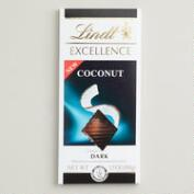 Lindt Excellence Dark Coconut Bar