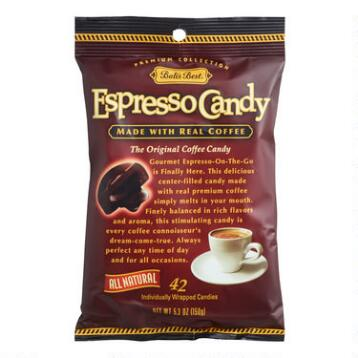 Bali's Best Espresso Candy, Set of 6
