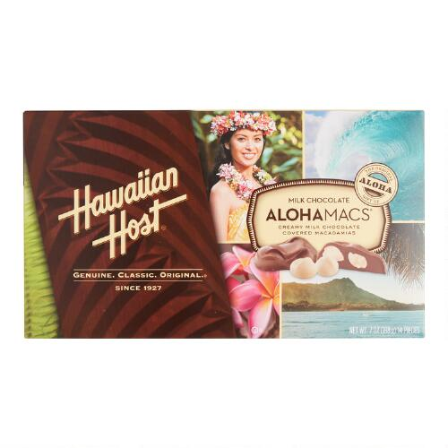 Hawaiian Host Original Chocolate-Covered Macadamia Nuts