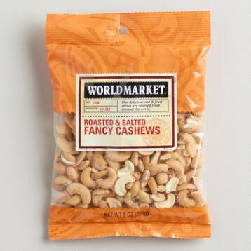 World Market® Roasted and Salted Cashews