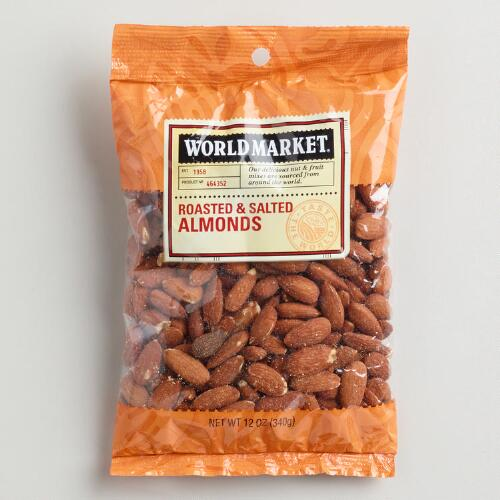 World Market® Roasted Salted Almonds