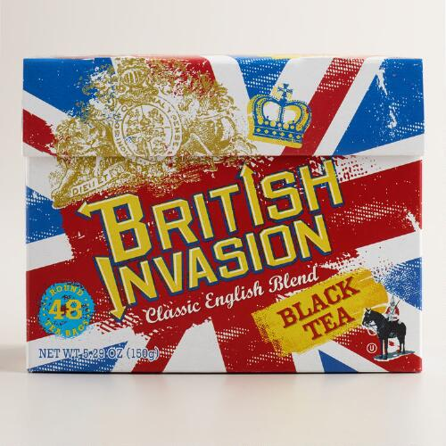 British Invasion Tea